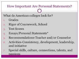 Writing The Personal Statement For College Admissions College How     Pinterest personal statement graphic
