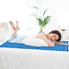 cool bed sheets for summer. Perfect Summer Water Drop Ice Cooling Pad Mattress Bed Summer Sleeping To Cool Sheets For