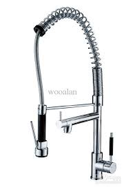 Kitchen Faucet Luxury Sink Tap with Pull out Spray NY line