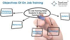 On Job Training Objectives 9 Best On Job Training Images Advertising Business News Business