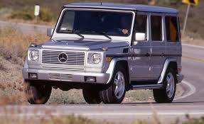 2002 Mercedes-Benz G500 Road Test – Review – Car and Driver