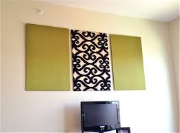 diy upholstered wall panels home ideas upholstered with latest fabric panels for