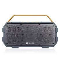 speakers bluetooth portable. zoook rocker torpedo (50watt) wireless bluetooth portable bt speaker with ultra-bass radiators speakers
