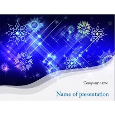 Snow Templates Free Winter Powerpoint Templates Herbalcare Info