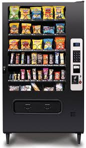 Snack Vending Machines With Card Reader Fascinating HRI Vending Machine Equipment Sales Repair New Used Machines