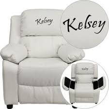 flash furniture bt 7985 kid white emb gg personalized deluxe heavily