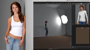 One Light Setup For Photography How To Shoot Great Casual Portraits With Just One Light