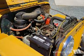 new kidney for pappy installing a fram style oil filter onto a as is the case all willys cj3b jeeps he has a standard hurricane f4 134 or f head 134 cu in 2 2 liter 4 cylinder engine