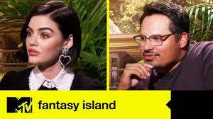Fantasy Island Cast Lucy Hale & Michael Peña On How To Prepare For A  Deserted Island | MTV Movies - The Global Herald