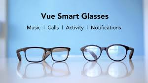 Vue is the world's first pair of smart glasses that are designed for  everyday use.