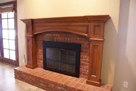 large mantel for fireplace in summerlin