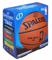 Баскетбольный <b>мяч Spalding NBA</b> Official Game Ball купить с ...