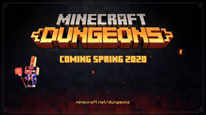Minecraft Dungeons - E3 2019 - Gameplay ...