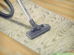 can i steam clean a wool rug image titled clean wool rugs step 2 steam clean