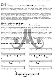 Inside The Big Band Drum Chart Jazzbooks Com Product Details