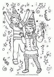 Small Picture New Years Coloring Pages Party Hats Pagepng Coloring Pages clarknews