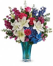 teleflora s ocean dance bouquet bouquet