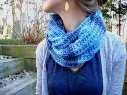 Knitted Infinity Scarf Pattern Unique Decorating Design