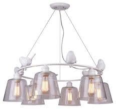 <b>Люстра Arte Lamp</b> Passero A4289LM-6WH, E27, 240 Вт — купить ...
