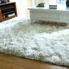 small fluffy rug white fluffy rug search results for ultra thick plush gy small area rugs