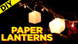 Paper Mache String Lights 8 Unique Ways To Make Paper Lantern String Lights Guide