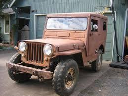 about willys vehicles cj 3a brad cooper 1952 cj 3a