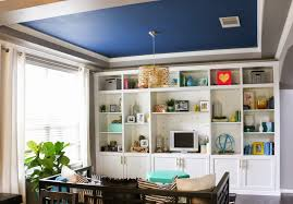 Living Room Built In A Kailo Chic Life Build It Ikea Besta Built In Hack