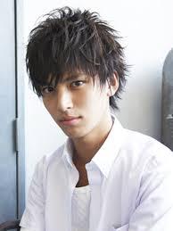 マット2ブロックショートメンズ髪型 Lipps 吉祥寺mens Hairstyle