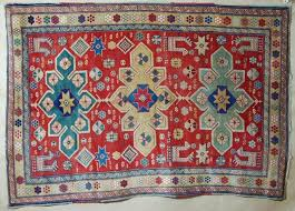 229: Russian Carpet (Q), Wool
