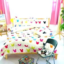 mickey mouse king size bedding mickey mouse comforters com mickey and