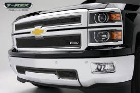 T-Rex 2014 Chevy Silverado 1500 Grilles Available Now! | STILLEN ...