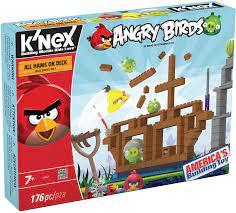 K'NEX Angry Birds All Hams On Deck Building Set - Walmart.com