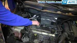 maxresdefault how to install replace engine spark plugs 2007 12 dodge caliber on dodge caliber fuel filter location