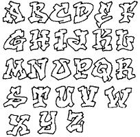 Kleurplaten Voor Kinderen Alfabet