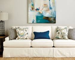 decorative pillows for couch. Contemporary Couch Blue Throw Pillows On An Offwhite Couch And Decorative Pillows For Couch O