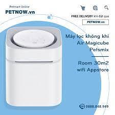 Máy khử mùi cảm biến Pura Air Mini Petsmix – PETNOW.vn