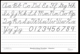 Cursive Letters Practice Letter Format Sentences Online