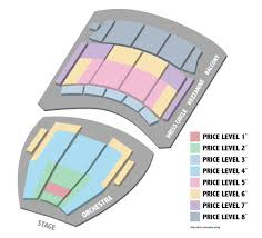 The Sinclair Seating Chart Pricing Seating Chart Broadway In Boston