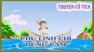 Mèo con đi câu cá - Truyện cổ tích Việt Nam - YouTube