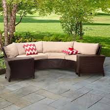 Lovable Sectional Outdoor Furniture Clearance Harrison 6 Piece Outdoor Furniture Sectional Clearance