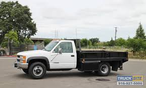 2000 Chevrolet 3500 4x4 9' Flatbed Truck for sale by Truck Site ...