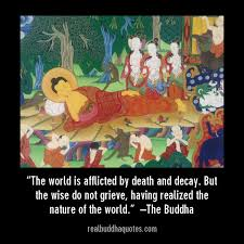Buddha Quotes On Death Interesting Death Real Buddha Quotes