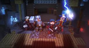 Minecraft Dungeons PS4 Update 1.06 Out ...
