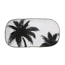 Serving Tray | <b>Jungle</b> Porcelain Palms | HK <b>Living</b> – <b>House</b> of Orange