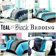 teal and black bedding teal and black bedroom aqua black and white bedroom ideas aqua black