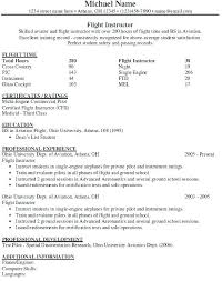 Military Pilot Resume Interesting ☠ 48 Pilot Resume Template