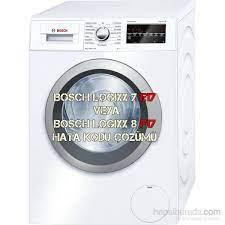 Bosch çamaşır Makinesi F18 Arıza