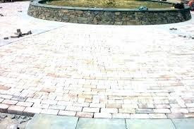 patio installation cost innovative raised stone
