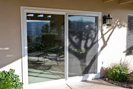 additionally this sliding glass patio door comes standard with a heavy duty extruded aluminum screen frame sliding glass patio door poway 2
