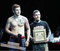 славянские татуировки для мужчин фото